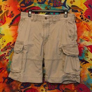Polo by Ralph Lauren Tan Cargo Shorts